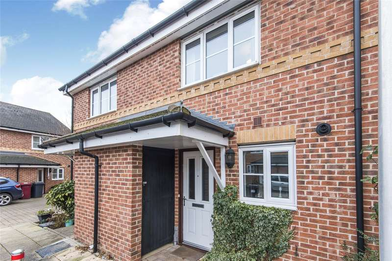 2 Bedrooms Terraced House for sale in Battle Place, Reading, Berkshire, RG30
