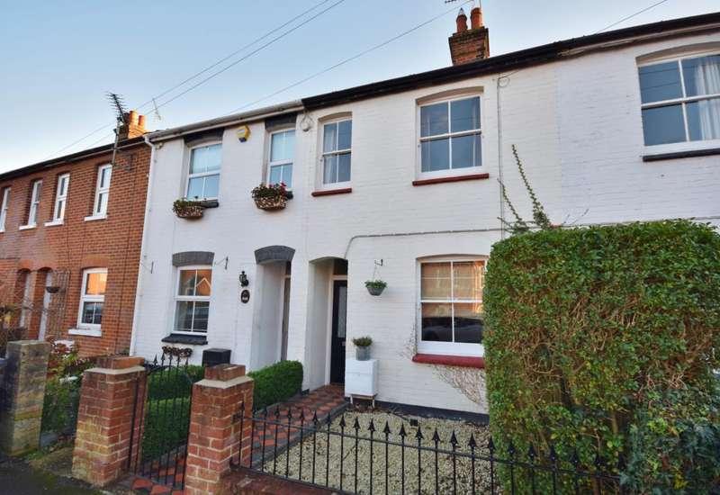 3 Bedrooms Terraced House for sale in Brookvale, Basingstoke, RG21