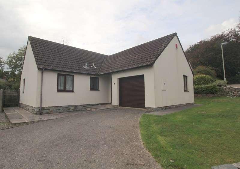 3 Bedrooms Detached Bungalow for sale in Town Meadow, Little Torrington, Torrington