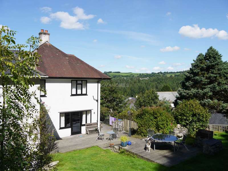 5 Bedrooms Detached House for sale in The Square, Gunnislake, PL18 9BW