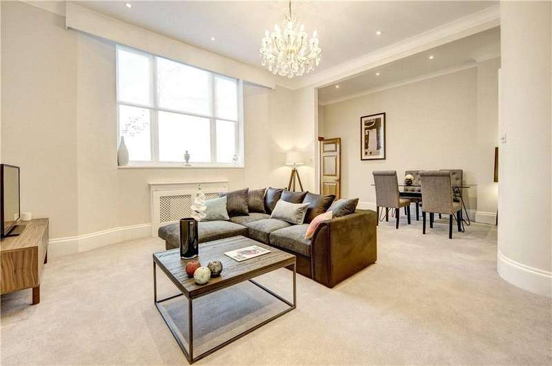 1 Bedroom Flat for sale in Cleveland Gardens, Bayswater, London, W2