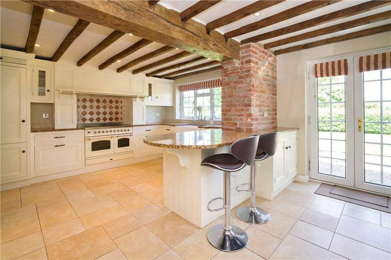 4 Bedrooms Detached House for sale in Sillins Lane, Elcocks Brook, Worcestershire, B97