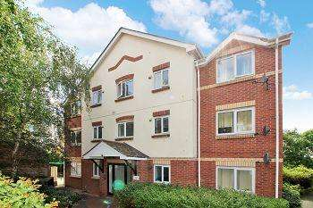 1 Bedroom Flat for sale in Barbican Court, Exeter, EX4 3HS