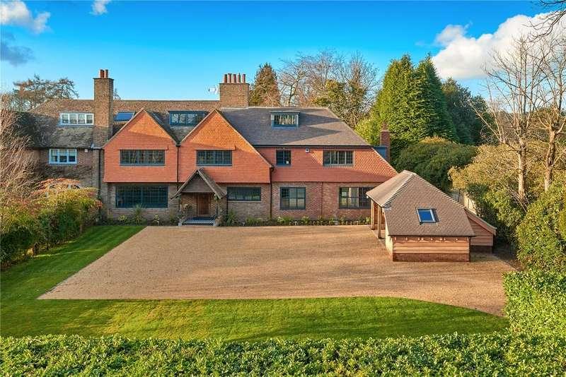 6 Bedrooms House for sale in Weydown Road, Haslemere, Surrey