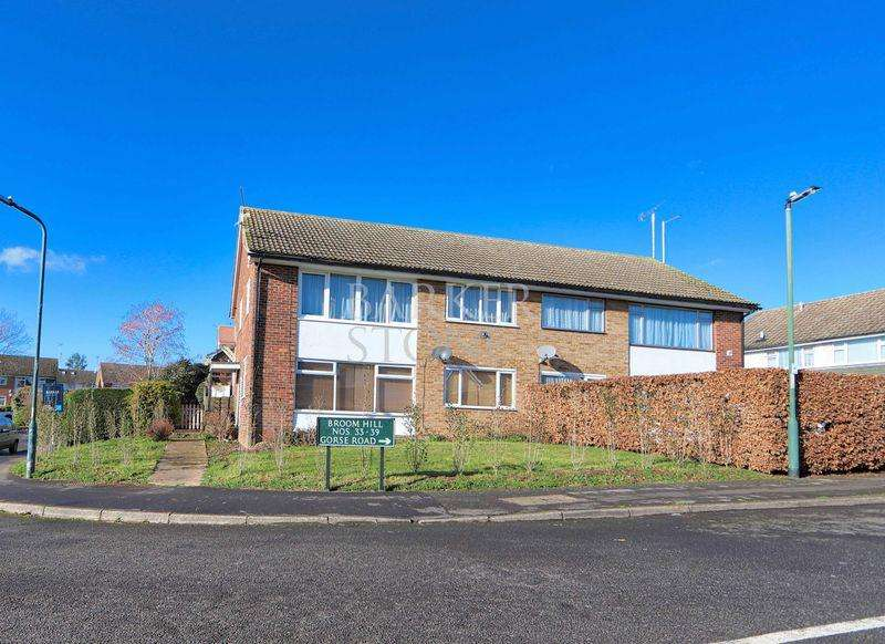 2 Bedrooms Apartment Flat for sale in Bright Broomhill Maisonette