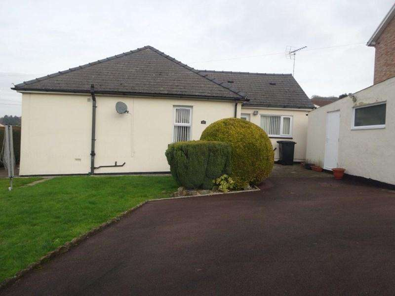 3 Bedrooms Bungalow for sale in Parragate, Cinderford