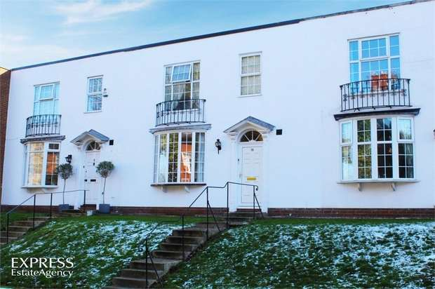 2 Bedrooms Terraced House for sale in Overton Park Road, Cheltenham, Gloucestershire