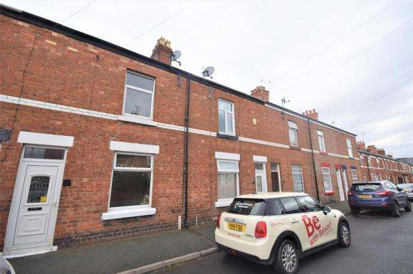 2 Bedrooms Terraced House for sale in Princess Street, Wrexham