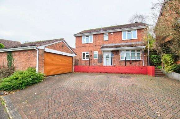 4 Bedrooms Property for sale in 22 Brierfield Way, Mickleover