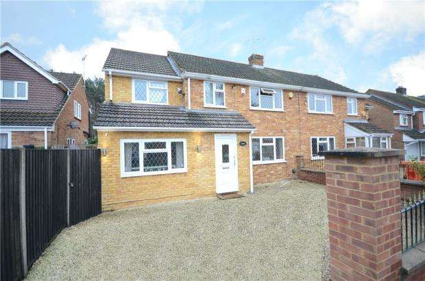 5 Bedrooms Semi Detached House for sale in College Crescent, College Town, Sandhurst