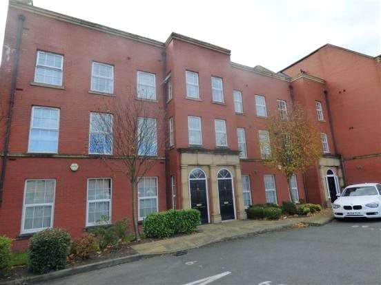 2 Bedrooms Apartment Flat for sale in Ampleforth House, Dial Street, Warrington