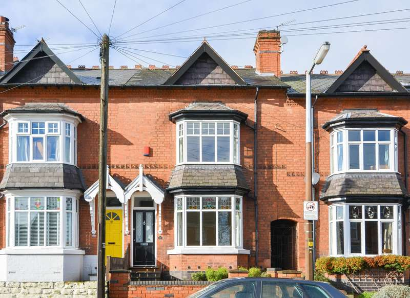 3 Bedrooms Terraced House for sale in Rathbone Road, Bearwood, B67