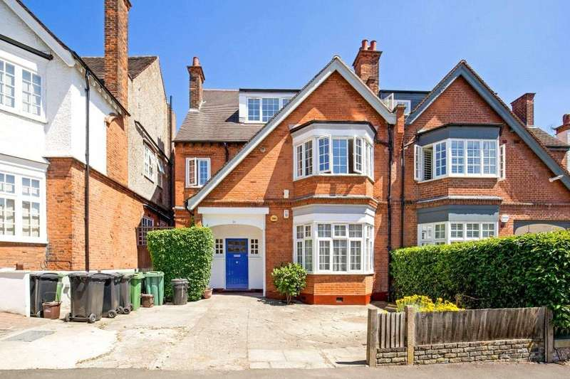 7 Bedrooms House for sale in Crediton Hill, London, NW6