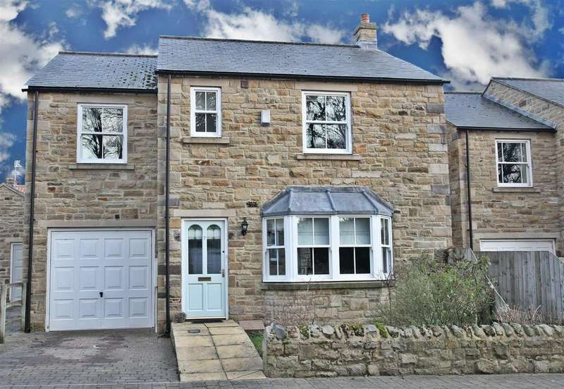 4 Bedrooms Detached House for sale in Queens Court, Gainford, Darlington