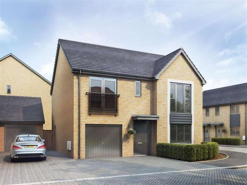 4 Bedrooms Detached House for sale in The Clermont - Plot 187, Littlecombe, Dursley, GL11 4HR
