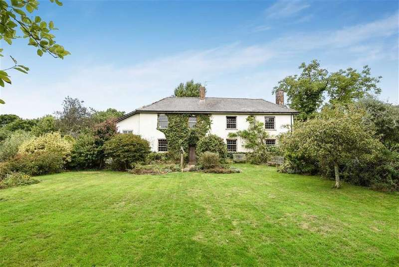 5 Bedrooms Detached House for sale in Colebrooke, Crediton, Devon, EX17