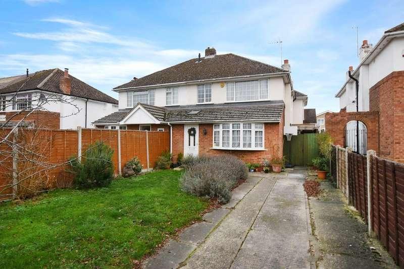 4 Bedrooms Semi Detached House for sale in Weston Way, BALDOCK, SG7