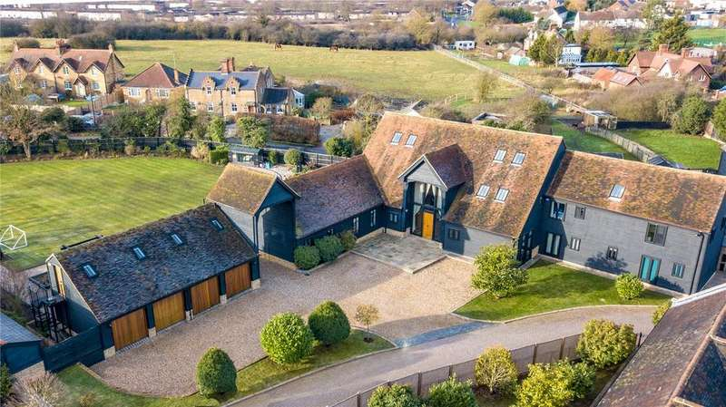 7 Bedrooms Detached House for sale in Warlies Park Farm, Woodgreen Road, Waltham Abbey, Essex, EN9