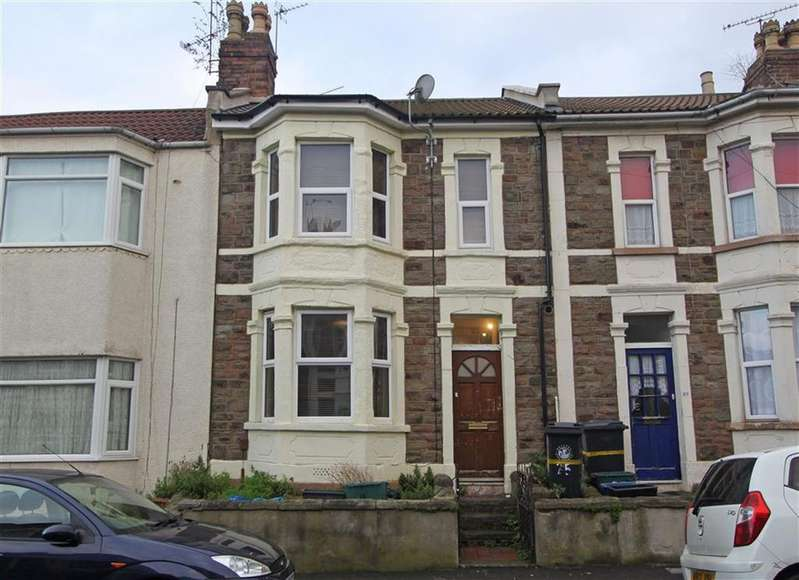 2 Bedrooms Terraced House for sale in Witchell Road, Redfield, Bristol