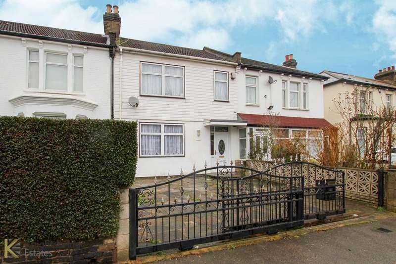 3 Bedrooms House for sale in Durham Road, Manor Park, E12