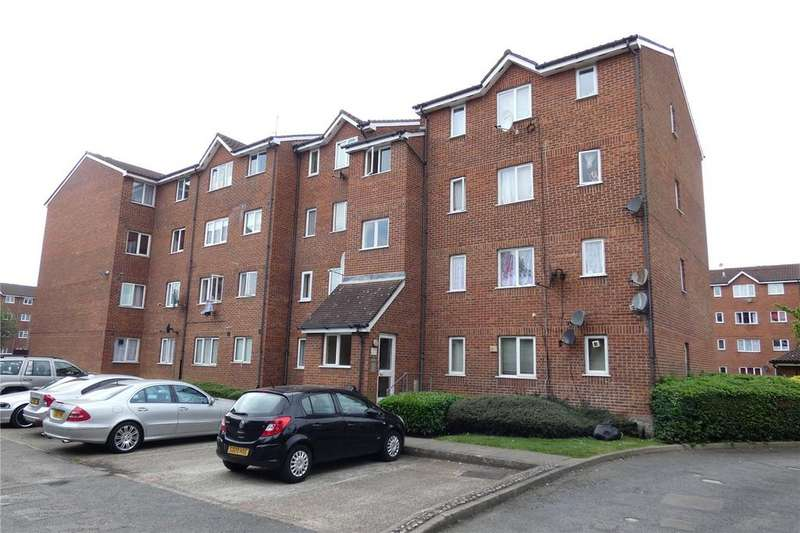 1 Bedroom Apartment Flat for sale in Chaffinch Close, Edmonton, London, N9