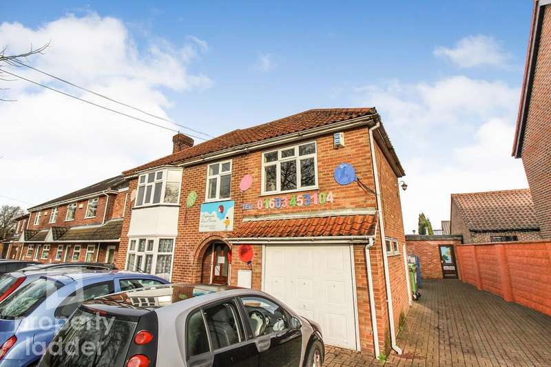 16 Bedrooms Detached House for sale in Bowthorpe Road, Norwich