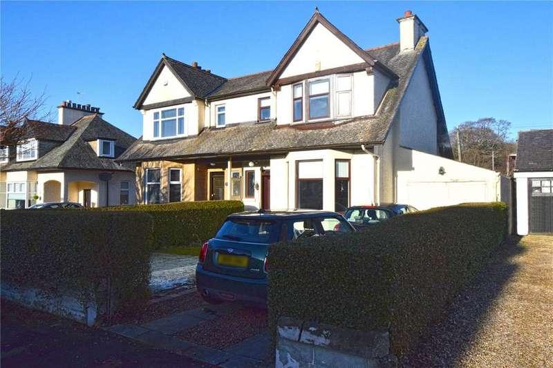 3 Bedrooms Semi Detached House for sale in Lanfine Road, Ralston, Paisley, Renfrewshire