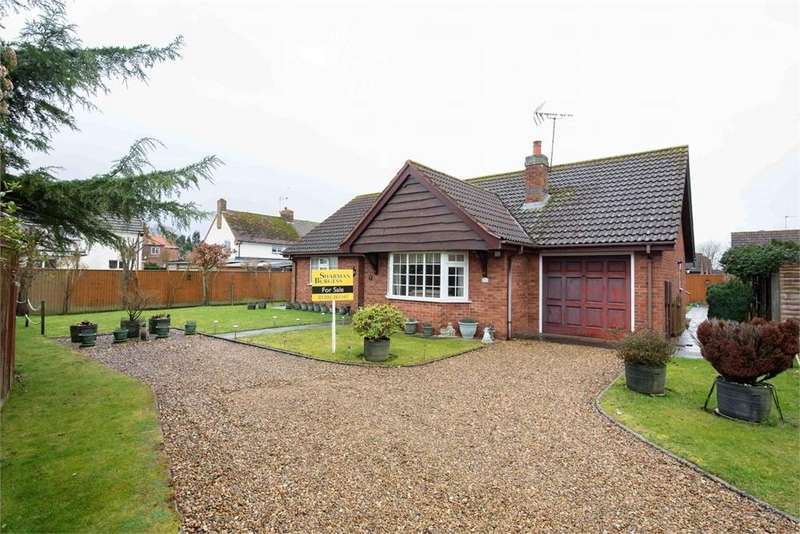 3 Bedrooms Detached Bungalow for sale in Meyers Close, Sibsey, Boston, Lincolnshire