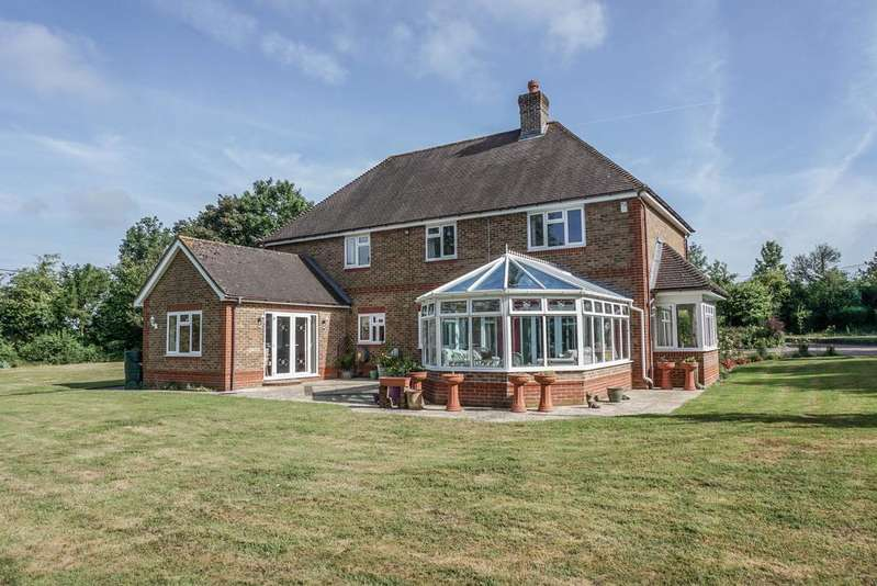 5 Bedrooms House for sale in Weyhill, Andover, Hampshire SP11