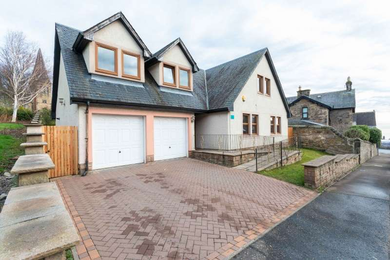 4 Bedrooms Detached House for sale in Terrace Street, Dysart, Kirkcaldy, Fife, KY1 2YD
