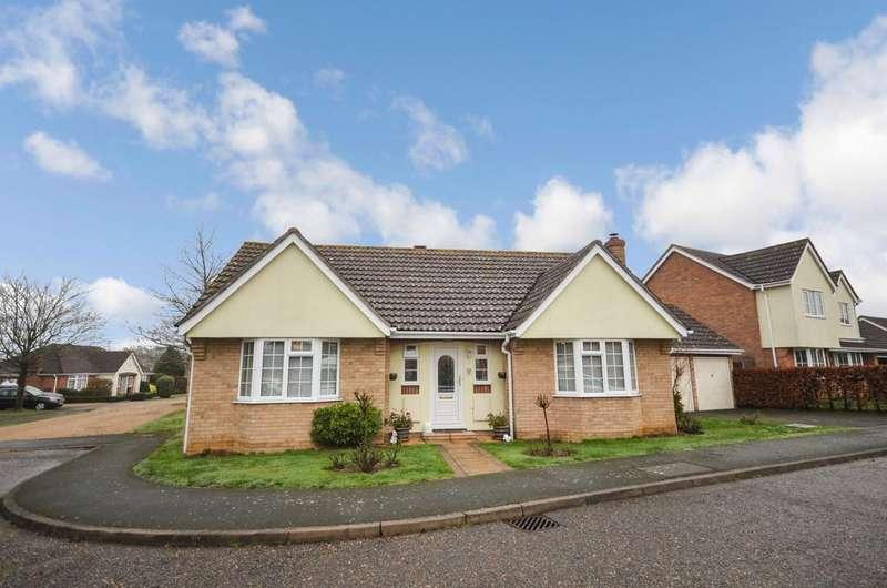 3 Bedrooms Detached Bungalow for sale in Bramble Way, Leavenheath, CO6 4UN