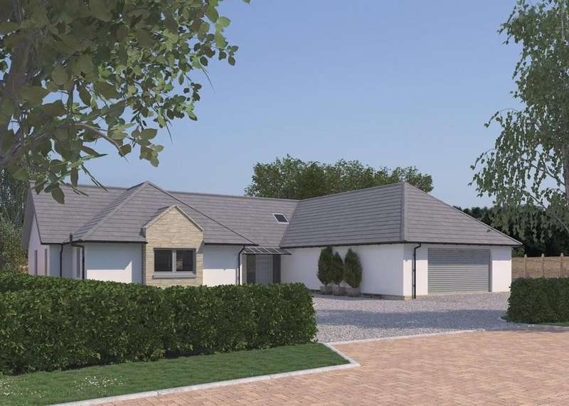 4 Bedrooms Detached Bungalow for sale in The Morton, Plot 33, Forgan Drive, Leuchars, St. Andrews