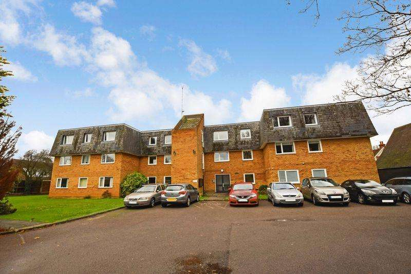 3 Bedrooms Flat for sale in Manor Lodge, Manor Drive, Kempston