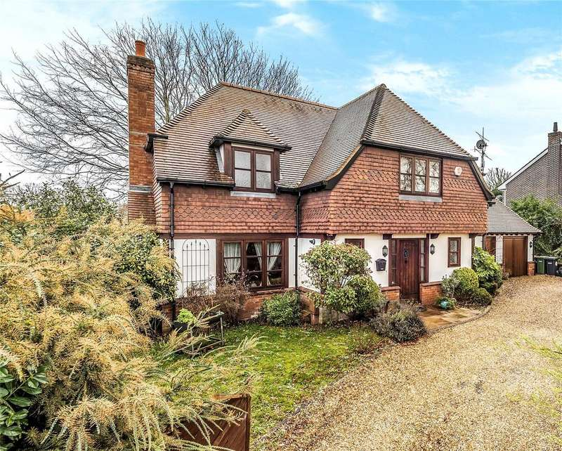 6 Bedrooms Detached House for sale in Winchester Road, Fair Oak, Eastleigh, Hampshire, SO50
