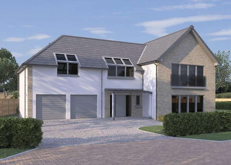 5 Bedrooms Detached House for sale in Plot 1, The Brackmount, St. Andrews