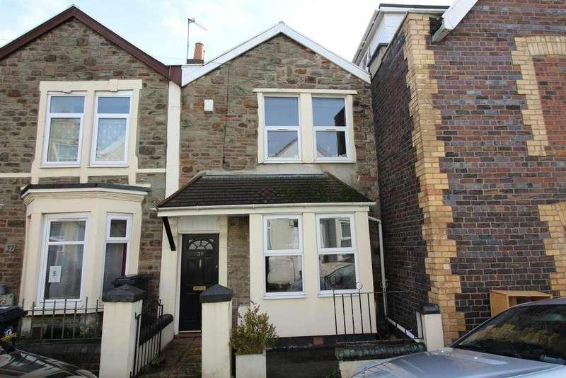 2 Bedrooms Terraced House for sale in Queen Street, Eastville, Bristol, BS5 6QA