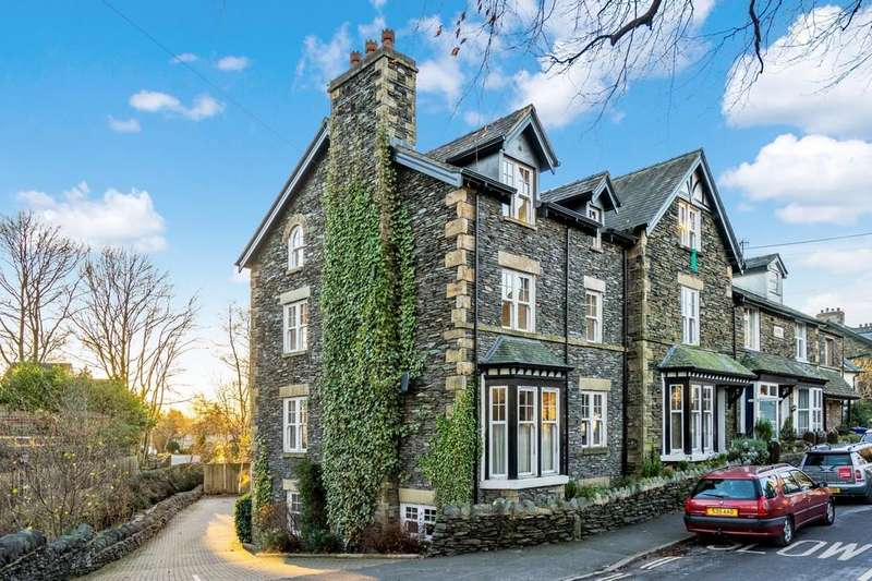 12 Bedrooms Semi Detached House for sale in The Bowering, 6 Park Road, Windermere, Cumbria, LA23 2AW