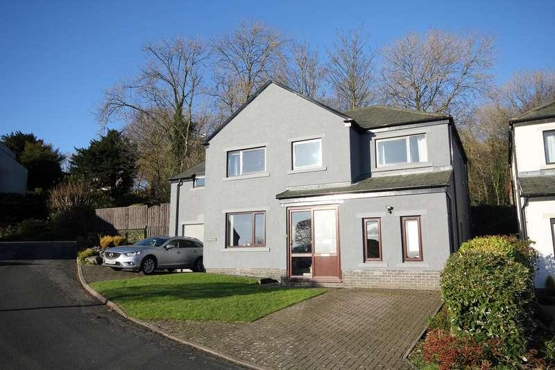 4 Bedrooms Detached House for sale in Ashmount Gardens, Grange over Sands