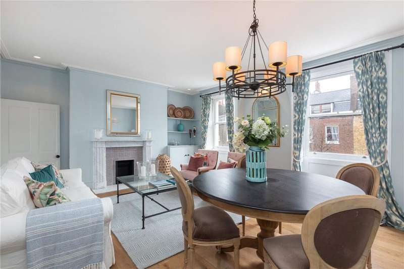 3 Bedrooms Flat for sale in Guilford Street, London, WC1N