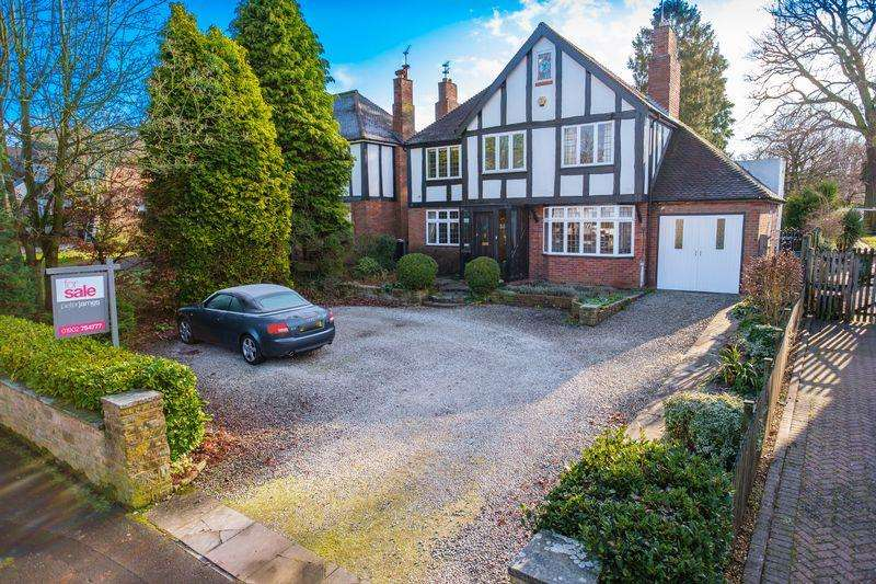 5 Bedrooms Detached House for sale in Lansdowne Avenue, Codsall, Wolverhampton