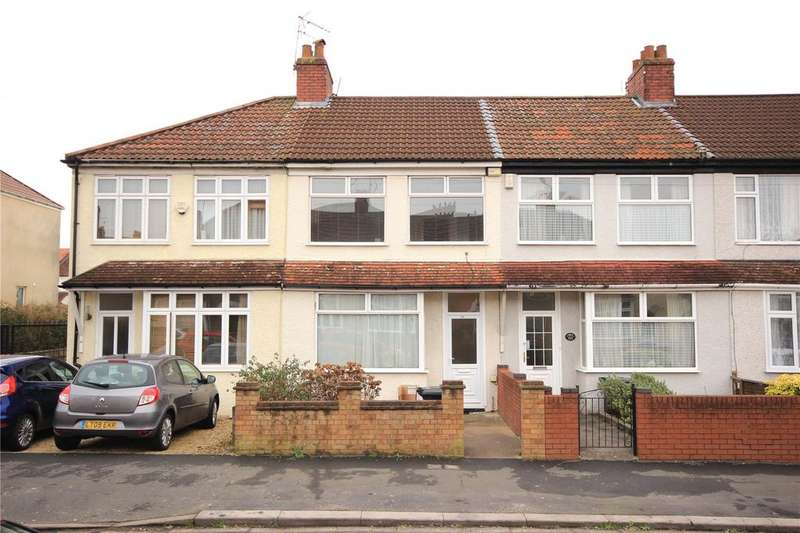 2 Bedrooms Apartment Flat for sale in Keys Avenue, Horfield, Bristol, BS7