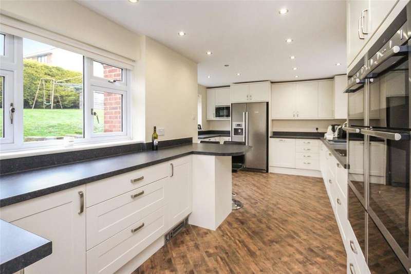 5 Bedrooms Detached House for sale in Purton Road, Swindon, Wiltshire, SN2