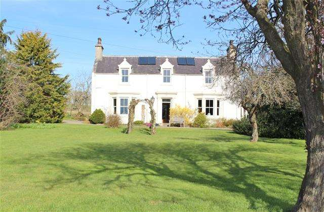 4 Bedrooms Detached House for sale in Dyke, Forres