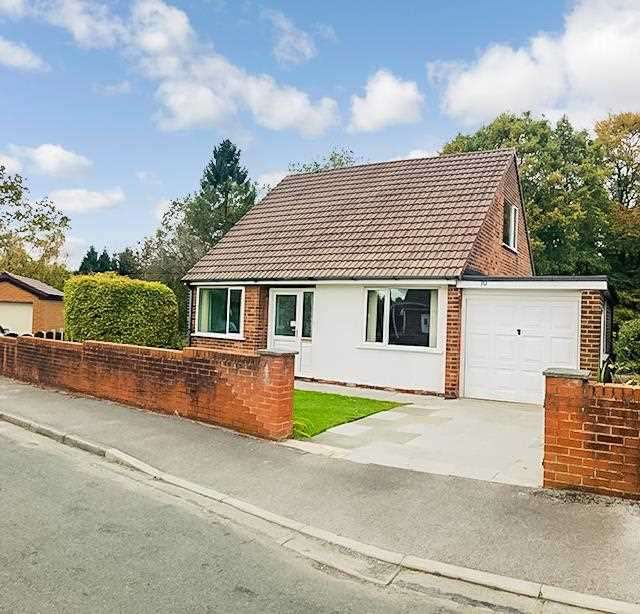 3 Bedrooms Detached House for sale in Margaret Avenue, Standish Lower Ground
