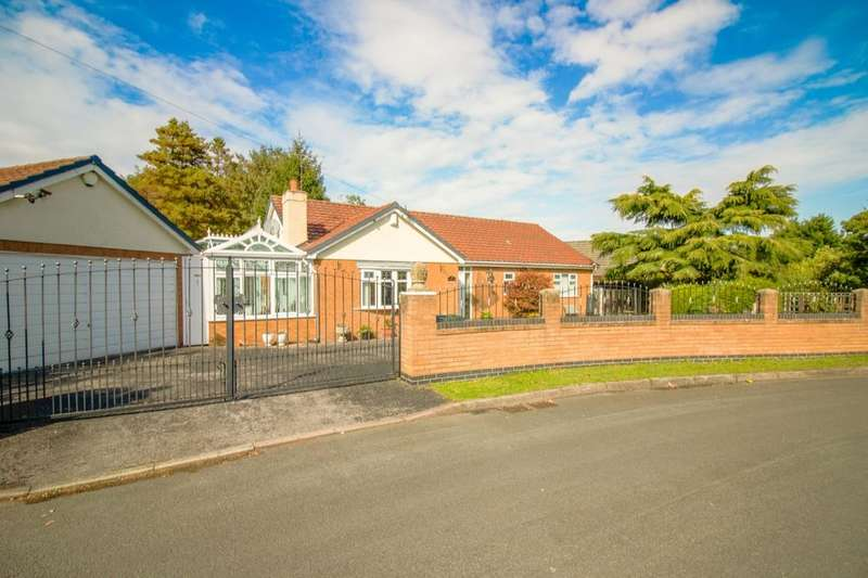4 Bedrooms Detached Bungalow for sale in Regal Close, Great Sutton, Ellesmere Port, CH66