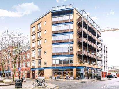 2 Bedrooms Flat for sale in Thomas Lane Apartments, 9 Thomas Lane, Bristol