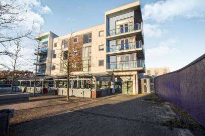 1 Bedroom Flat for sale in Martingale Way, Portishead, Bristol