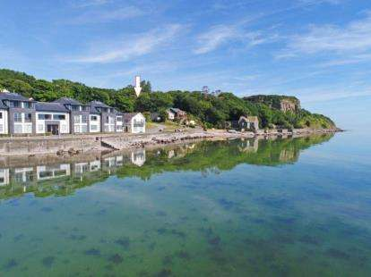 4 Bedrooms Flat for sale in The Coach House, Red Wharf Bay, Anglesey, North Wales, LL75
