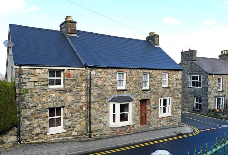 5 Bedrooms Detached House for sale in Ty Morlais, West Street, Newport, Pembrokeshire