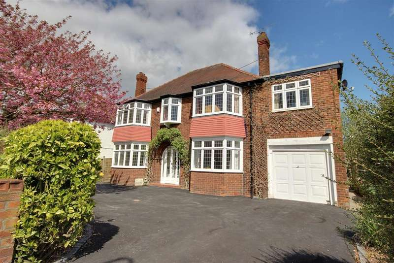 6 Bedrooms Detached House for sale in Wolfreton Lane, Willerby